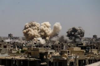 Rusia şi Siria au construit un centru pentru refugiaţii care se întorc în Siria
