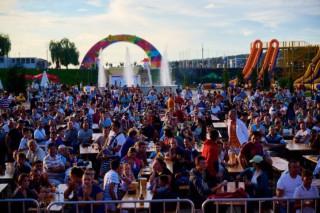 Sute de microbiști, concursuri, tombole și distracții la OrheiLand cu ocazia finalei Campionatului Mondial