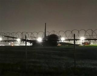 Un avion al unei companii chineze a ratat aterizarea pe aeroportul din Manila