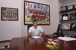 Un vis devenit realitate! Vitalie Damașcan a fost prezentat de Torino F.C