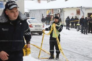 (update) Circulația în perimetrul străzilor Bulgară și V. Alecsandri, reluată în urma unei explozii, soldate cu cel puțin doi morți