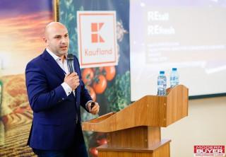 """Valer Hancaș, Kaufland: """"Vrem să aducem și în Moldova mai mult decât un hipermarket, o experiență de cumpărături fresh"""""""