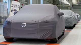 (video) Noua uzină americană a Volvo Cars a făcut câteva exemplare S60 înainte de premiera sa