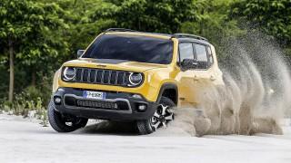 (video) Premieră europeană: Jeep Renegade facelift – mai drăguţ, cu motoare noi şi la fel de capabil în off-road