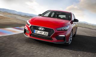 (video) Premieră europeană: Noul Hyundai i30 N Line