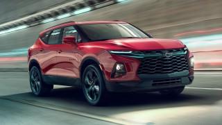 (video) Premieră în SUA: Absolut noul Chevrolet Blazer