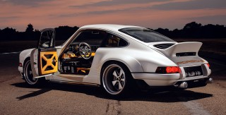 (video) Premieră la Goodwood: Noul Singer DLS este un Porsche exclusiv care costă $1.8 milioane