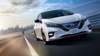 (video) Premieră mondială: Nissan LEAF Nismo a devenit model de serie