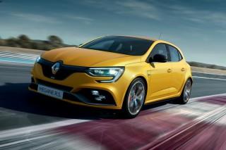 (video) Premieră mondială: Noul Renault Megane R.S. Trophy