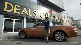 (video) Un dealer din Dubai are în stoc maşini cu o valoare ce depăşeşte 45 de milioane de dolari