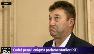 """(video) Viral pe internet. Răspunsurile halucinante ale unui deputat PSD referitor la modificările Codului Penal: """" Păi, principalele modificari... nu le ştiu care sunt"""""""
