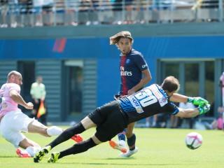 Virgiliu Postolachi a dat lovitura! Atacantul născut la Edineț a înscris primul gol pentru PSG