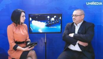 (video) Ștefan Secăreanu în studioul UNIMEDIA
