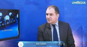 (video) Ion Ceban în studioul UNIMEDIA