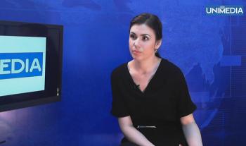 LIVE: Cristina Țărnă în studioul UNIMEDIA