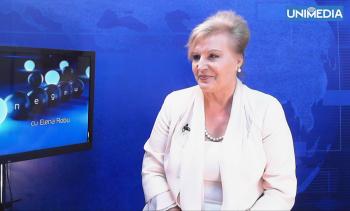 LIVE: Iuliana Gorea-Costin în studioul UNIMEDIA