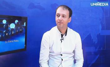 LIVE: Sergiu Zavulan în studioul UNIMEDIA